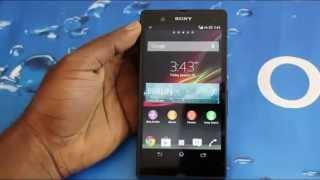 Take Screenshot with Xperia Z   Make a Screenshot on Sony Xperia Z