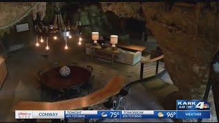 Hidden Treasures Beckham Creek Cave Lodge