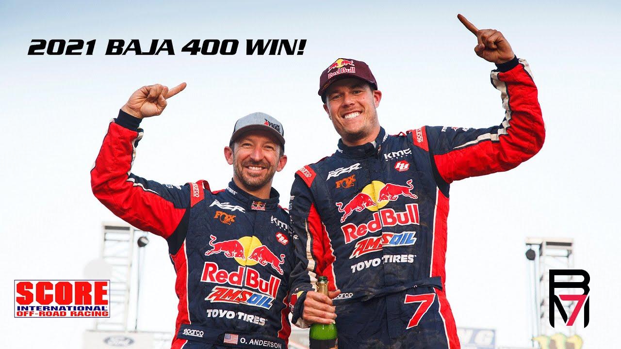 Download Bryce Menzies: 2021 Baja 400 WIN! || 4K
