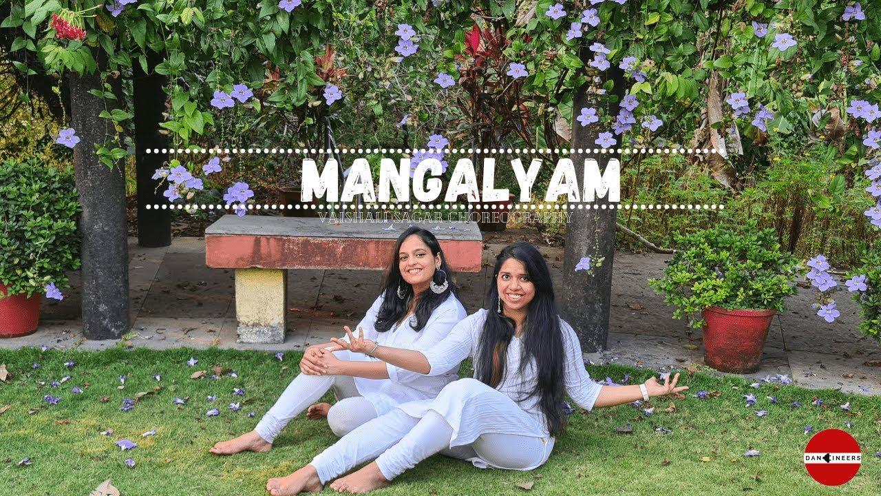 MANGALYAM Dance Cover | Dancineers | Saathiya | Valentine's Day Spl | Vaishali Choreo | O Humdum