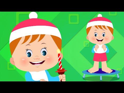 jack be nimble   nursery rhymes   kids songs   baby rhyme