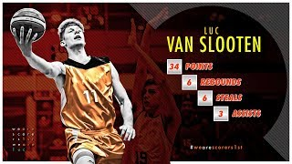 Luc van Slooten Highlights - 2002 - RASTA Vechta 2 vs. ALBA Berlin 2