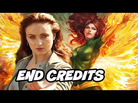 X-Men Dark Phoenix Ending And Post Credit Scene Marvel Easter Eggs Breakdown