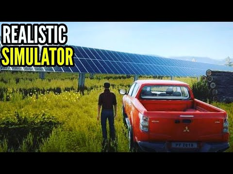 Top 10 Offline Realistic Job Simulator Games For Android And IOS | Realistic Graphics.