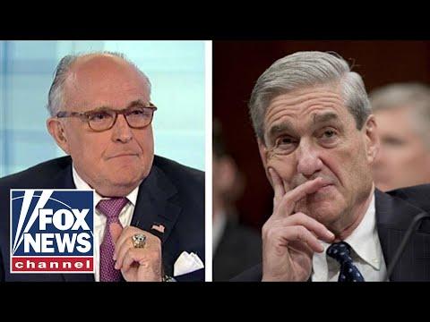 Giuliani: Mueller probe not a legitimate investigation