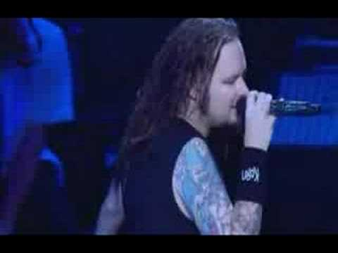 KoRn Feat. Corey Taylor (SlipKnot) -- Freak On a Leash