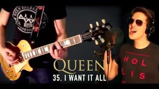Top 100 Greatest Rock Songs Medley (Part Two)