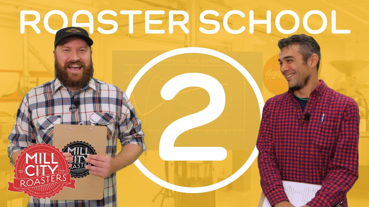 Roaster School - Season 2 - Episode 2: The First Part of the Roast