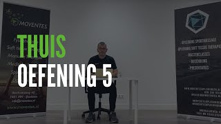 Thuisoefening 5 | Moventes Fysiotherapie