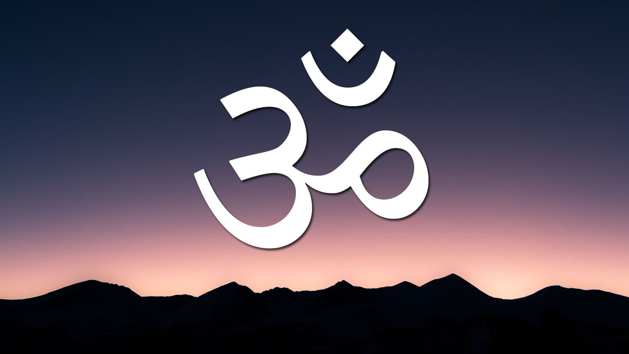 Om Chanting In Soothing Voice Youtube