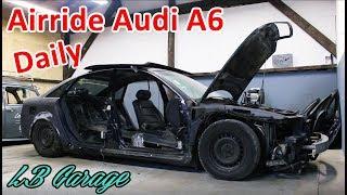 Airride A6 Projekt außer Kontrolle..