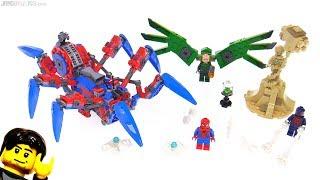 Baixar LEGO Spider-Man's Spider Crawler 2019 set review! 76114