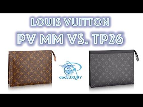 5f4289a72066 LOUIS VUITTON LV pochette voyage MM monogram eclipse VS. toiletry pouch 26