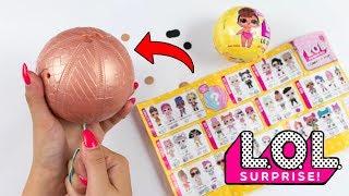 nuova lol surprise confetti pop ultra rara     stupenda