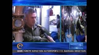 TCG Gür Denizaltısı - Sessiz ve Derinden Belgeseli - Denizaltında 24 Saat Nasıl Geçiyor?