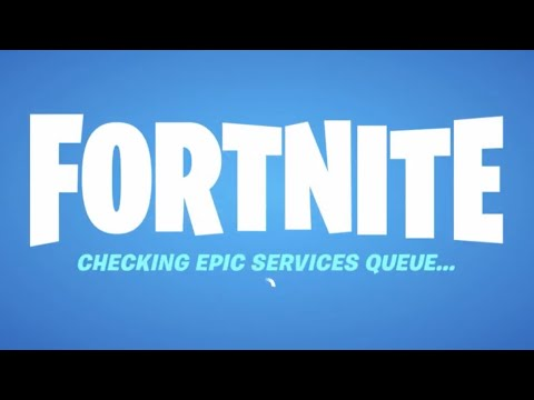 Fortnite Stuck At Checking Epic Services Queue...FIX