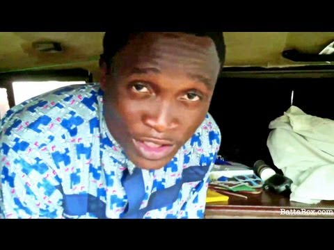"Inside Nigeria's CRAZY ""Mobile Bus Booth"" for 2min passport photos!"