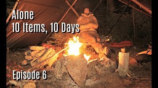 I Spent my 34th Birthday Alone on an Island in the Canadian Wilderness. Last Ep 10 Days 10 Items