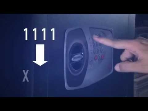 Consignes coffre fort technomax youtube - Coffre fort fusil ...