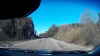 Автодорога Пермь Ижевск Казань Часть 3 Highway Perm Izhevsk Kazan Part 3