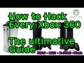 Xbox 360 - All In One Hacking Guide - All Xboxes ( Xbox 360 E ) Flash Jtag Rgh R-jtag Hd