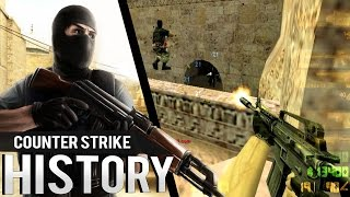 History of ►COUNTER-STRIKE◄ (1999-2017)