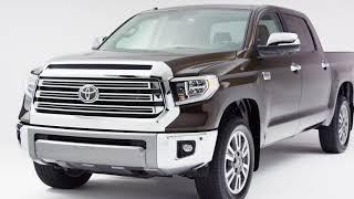 2018 Toyota Tundra: Walkaround & Features