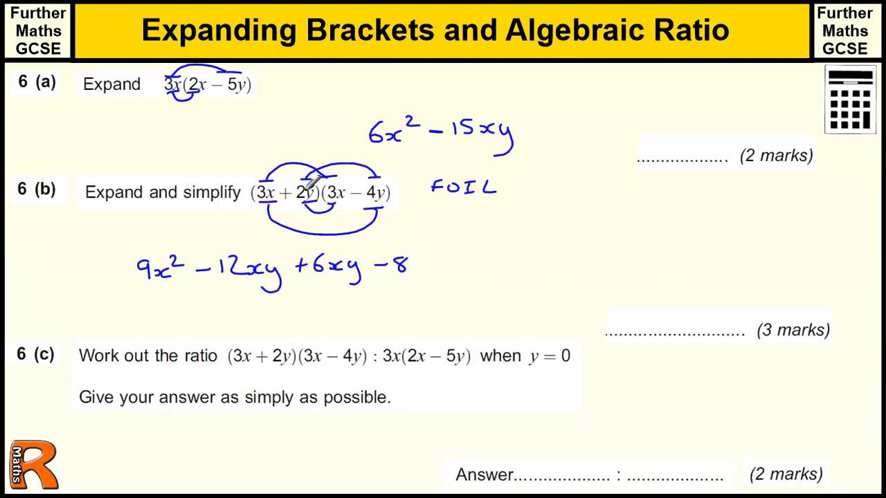 algebra questions and answers pdf