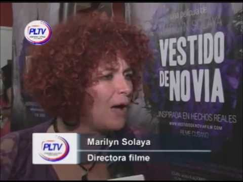 Estrenan película cubana Vestido de Novia - YouTube