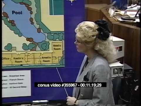 OJ Simpson Trial - March 30th, 1995 - Part 1