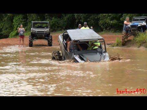 Water Fun - Boots in the Mudd Ride - River Run 2017