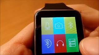 видео- инструкция умных часов Smart Watch WD-12