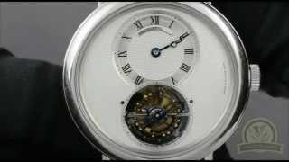 видео Ремонт часов Bovet