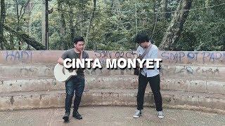 Download Mp3 Cinta Monyet - Goliath   Willy Anggawinata Cover + Lirik