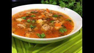 Суп РАССОЛЬНИК по-быстрому в мультиварке.  Вкусный суп на каждый день.