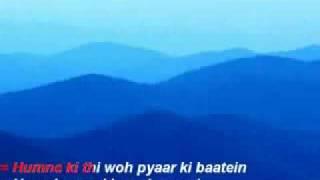 tum mujhe yun bhula hindi karaoke