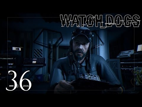 Watch Dogs Gameplay Walkthrough Part 36 - A Man and His Machine
