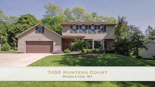7450 Hunters Ct, Middleton, WI 53562