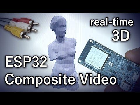 ESP32 Composite Video