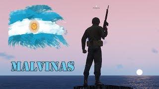 Guerra de las Malvinas- Por la Patria carajo!!! - Arma 3 Gameplay