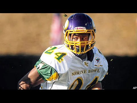 97a79fa2c Rivals Rewind  Todd Gurley shines in Shrine Bowl - YouTube