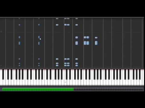 Dirty Loops - Just Dance (piano Chords)