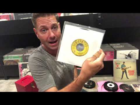 VC #63 Big Birthday Score!! 45s Rock N Roll, Rockabilly, Country & More!