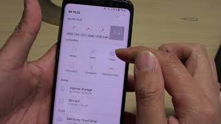 Samsung Galaxy S8: How Add Shortcut to a File on Home Screen