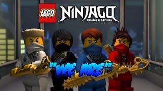 we are btr ninjago tribute