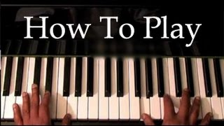 Sajda (My Name Is Khan) Piano Tutorial ~ Piano Daddy