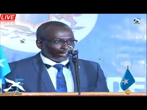 DEG DEG Gudomiyaha Barlamanka Jabuuti o Khudbad Qiiro leh ka hor jediyay Barlamanka somalia Live