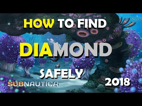 Subnautica How To Find Diamond