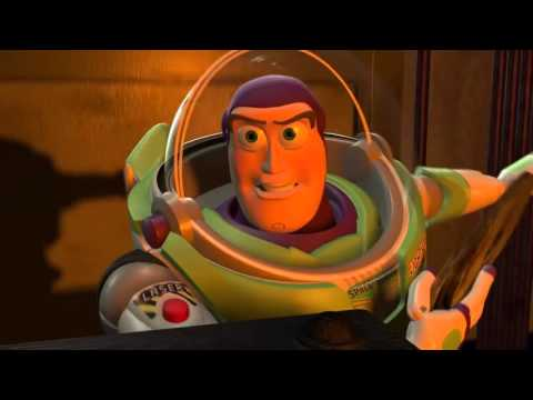 Toy story 2 Buzz vs Zurg