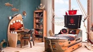 видео Кровать классика Pirat Advesta